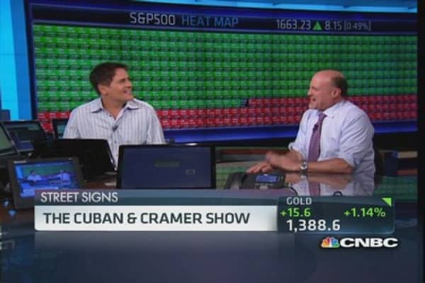 The Cuban & Cramer show