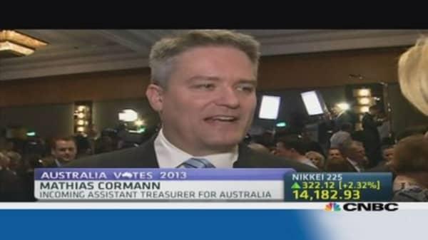 Cutting red tape is Australia's top priority: Senator