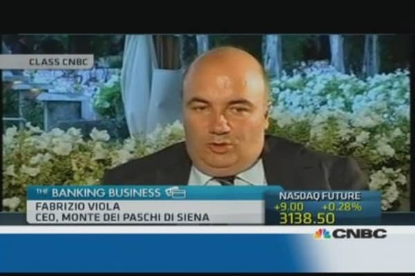 There is no black hole at Monte dei Paschi: CEO