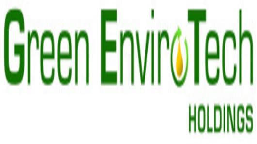 Green EnviroTech Holdings Corp. Logo