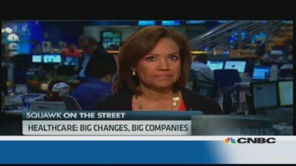 Health Care: Big changes, big companies