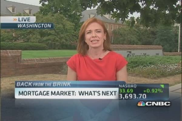 Mortgage market & what's next