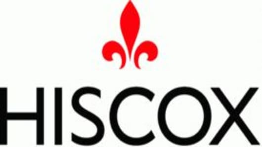 Hiscox Insurance Logo