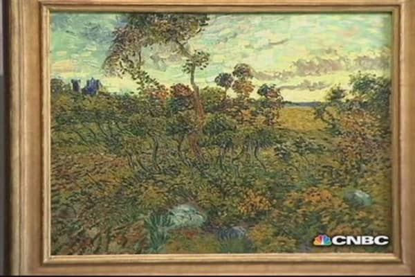 Lost van Gogh found in Norwegian's attic
