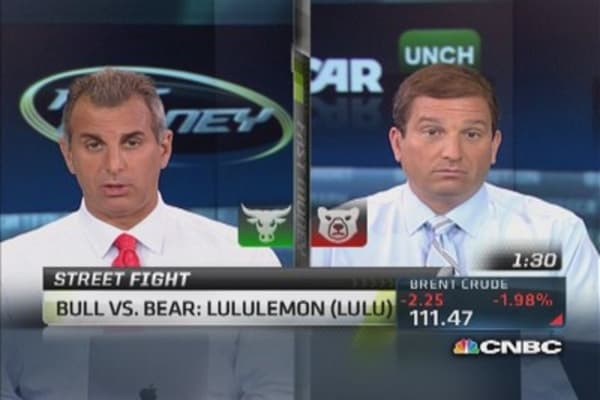 Debate it: Bull vs. bear on Lululemon