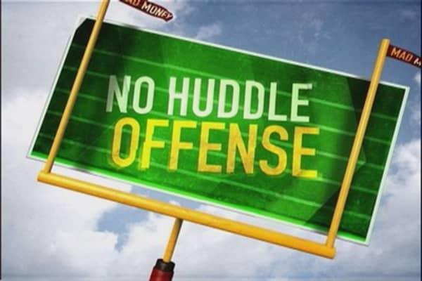 No Huddle Offense: Domestic oil & gas