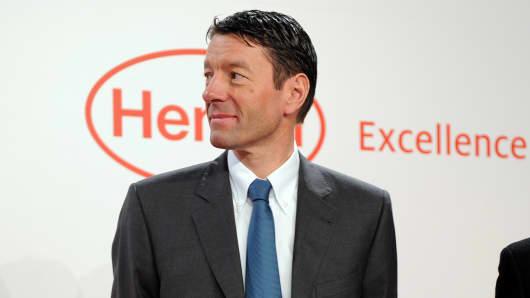 Henkel CEO Kasper Rorsted
