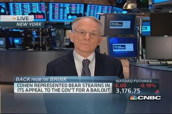 'Trauma surgeon of Wall Street' ranks regulations