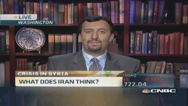 What does Iran think?