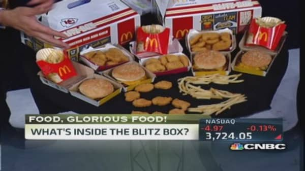What's inside the 'Blitz Box?'
