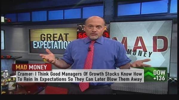Apple was all hype, no buzz: Cramer