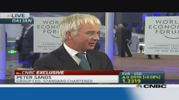 Stanchart: 'Taper' volatility is certain