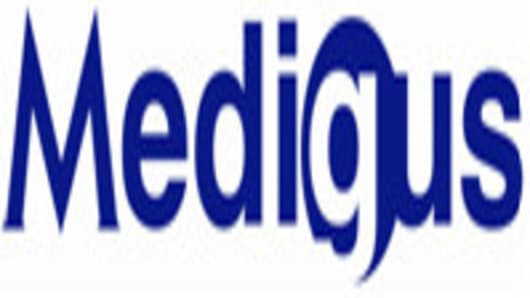 Medigus Ltd. logo
