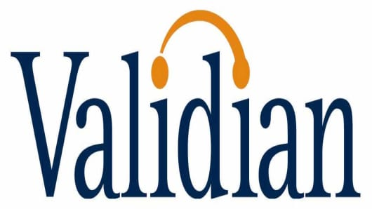 Validian Corporation Logo