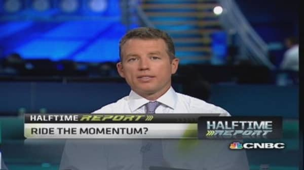 Don't fight market momentum: Pro
