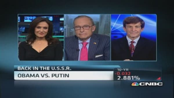 Obama vs. Putin: Who will win?