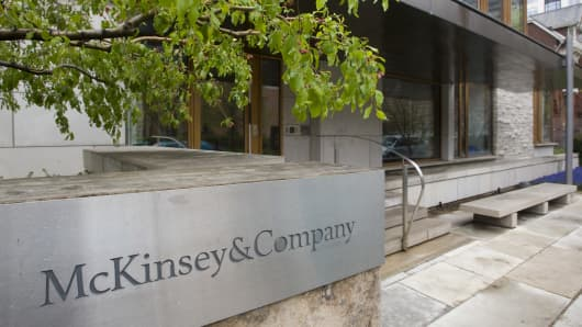 How to land a job at McKinsey