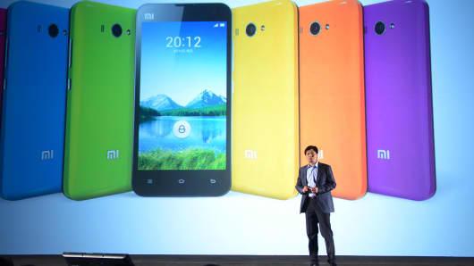 Lei Jun, CEO of Xiaomi