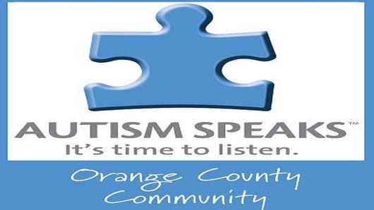 Autism Speaks Orange County Logo