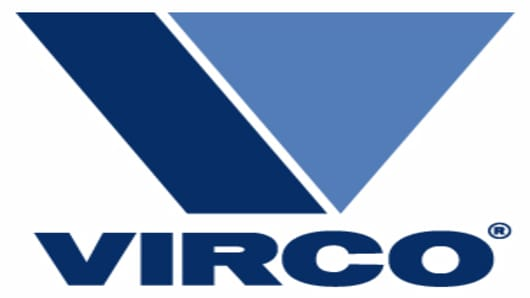Virco Mfg. Corporation Logo