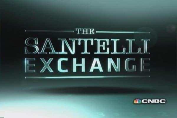 Santelli's 'giant leap of faith' on Reason-Rupe poll
