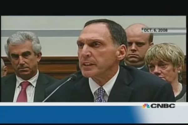 Where is Dick Fuld five years after Lehman?