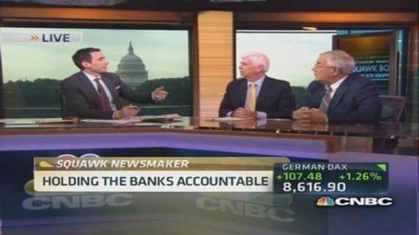 Debating Dodd-Frank 5-years after Lehman's collapse