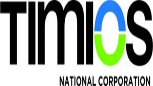 Timios National Corporation Logo