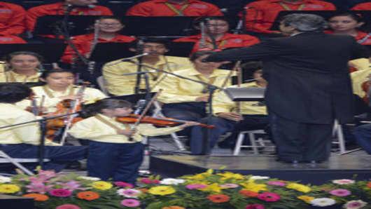 Esperanza Youth Orchestra