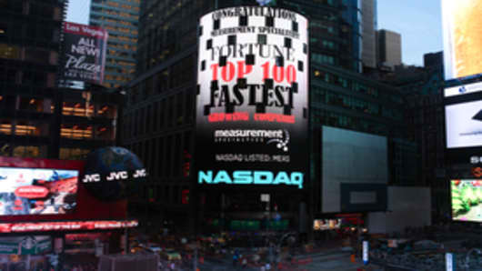 Fortune's 2013 List of 100 Fastest Growing Companies