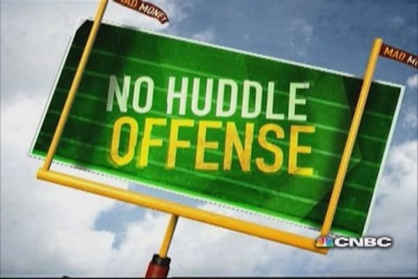 No Huddle Offense: 5 years since Lehman