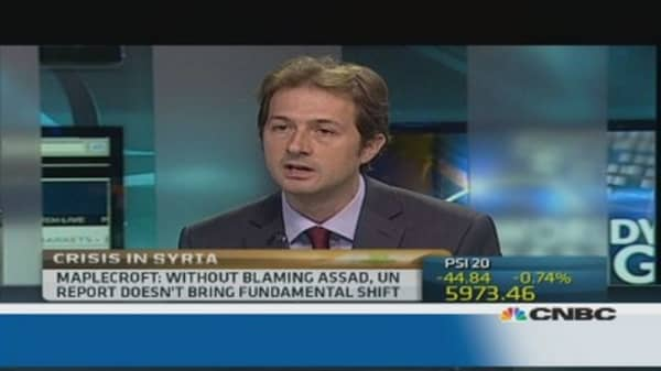 Will a UN resolution on Syria be taken?
