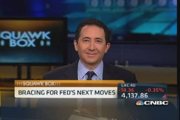 Markets brace for Fed's next move
