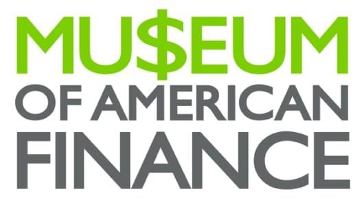 Museum of American Finance logo