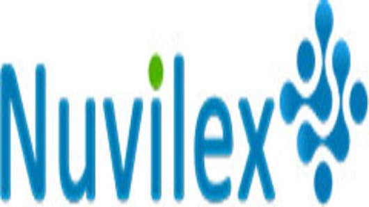 Nuvilex logo