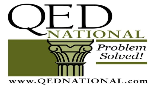 QED National Logo
