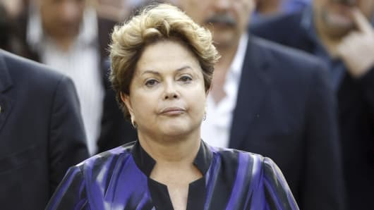 President of Brazil, Dilma Rousseff
