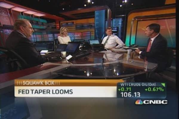 $15 billion taper 'baked in the cake': Expert