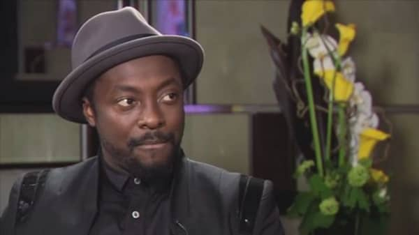 Will.i.am: prison problem is 'embarrassing'