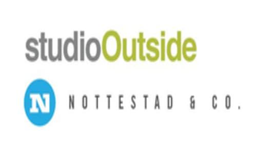 Studio Outside and Nottestad & Co. Logo