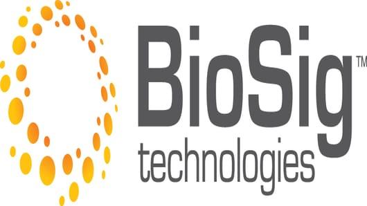 BioSig Technologies, Inc. Logo