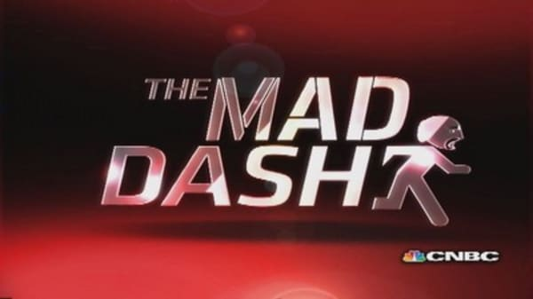 Cramer's Mad Dash: Adobe's cloud play