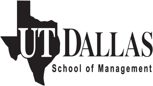 School of Management UT Dallas Logo