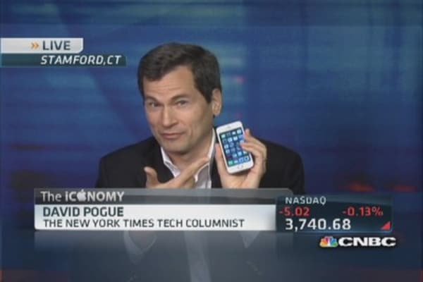 Apple haters can jump off a pier: Pogue