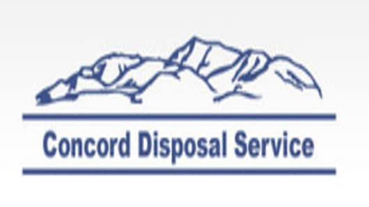 Concord Disposal logo