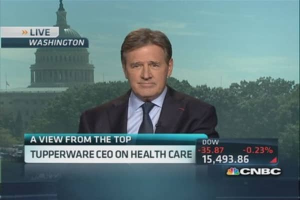 Tupperware CEO: Women driving emerging middle class
