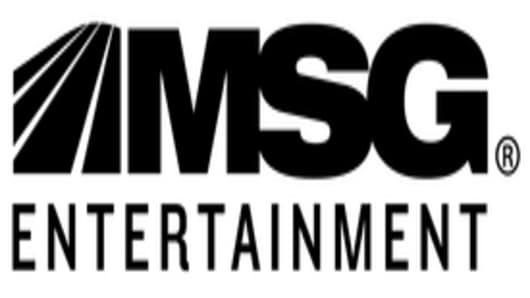 MSG Entertainment Logo