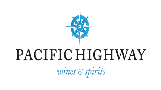 Pacific Highway Wines & Spirits Logo