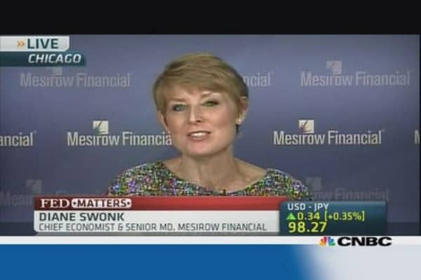 Diane Swonk: Fed just spiked market's punch bowl