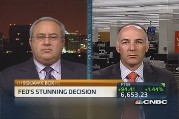'The Fed misled us': Expert